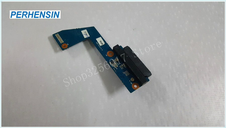 Genuine laptop FOR CLEVO FOR P170EM P170SM P170HM SATA Connector Board 6-71-P17SJ-D01B koyo trd j1000 rzw 1000p r photoelectric incremental rotary encoder 1000ppr trdj1000rzw