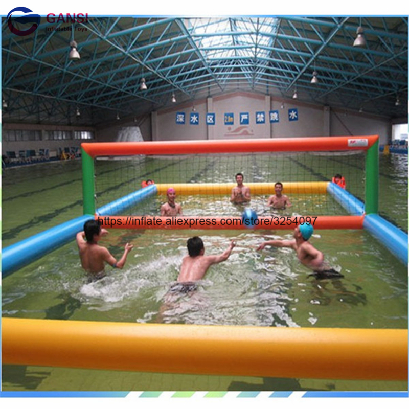 inflatable volleyball court11