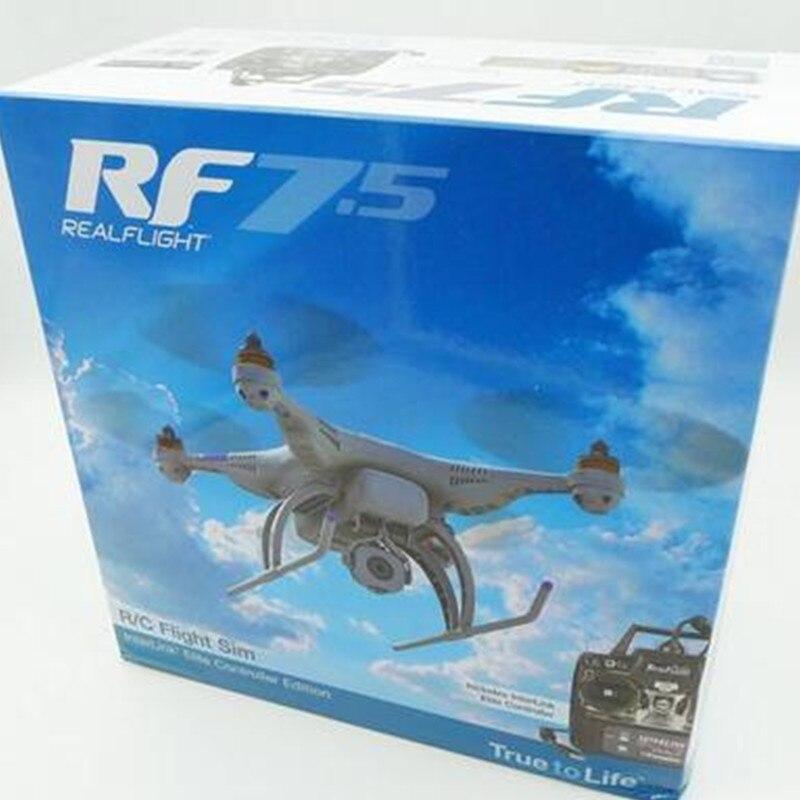 FUTABA REAL-FLIGHT RF7.5 Flight Simulator flight ft8 5