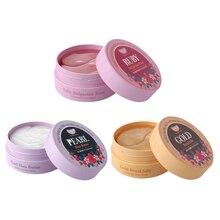 Korea Cosmetics KOELF Eye Mask ( Pearl Shea Butter + Bulgarian Rose Gold Royal Jelly ) Patch Anti Wrinkle Care