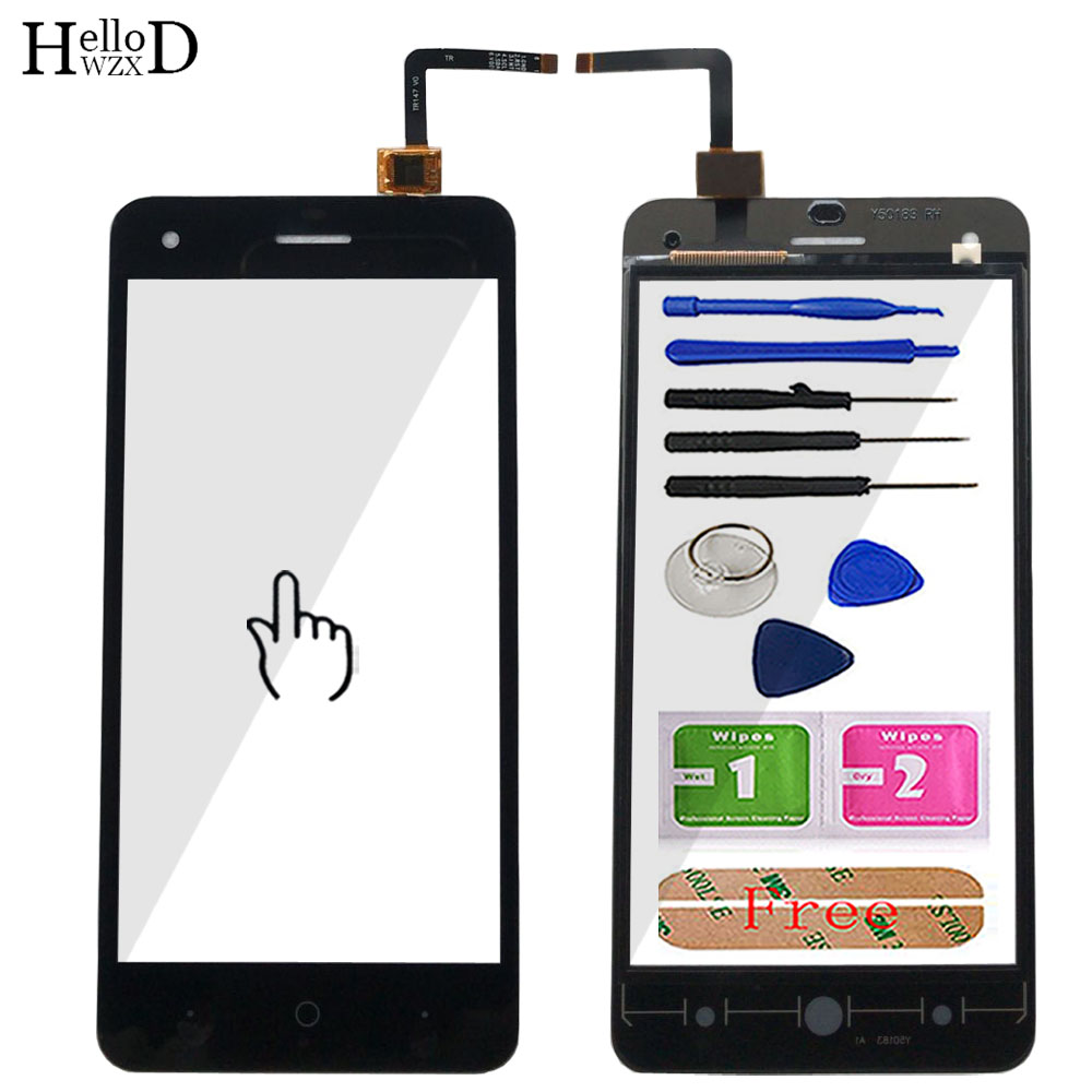 Mobile Touch Screen For ZTE Blade A330 Touch Screen Digitizer Touch Panel Lens Glass For ZTE A330 Touch Screen Tools Adhesive