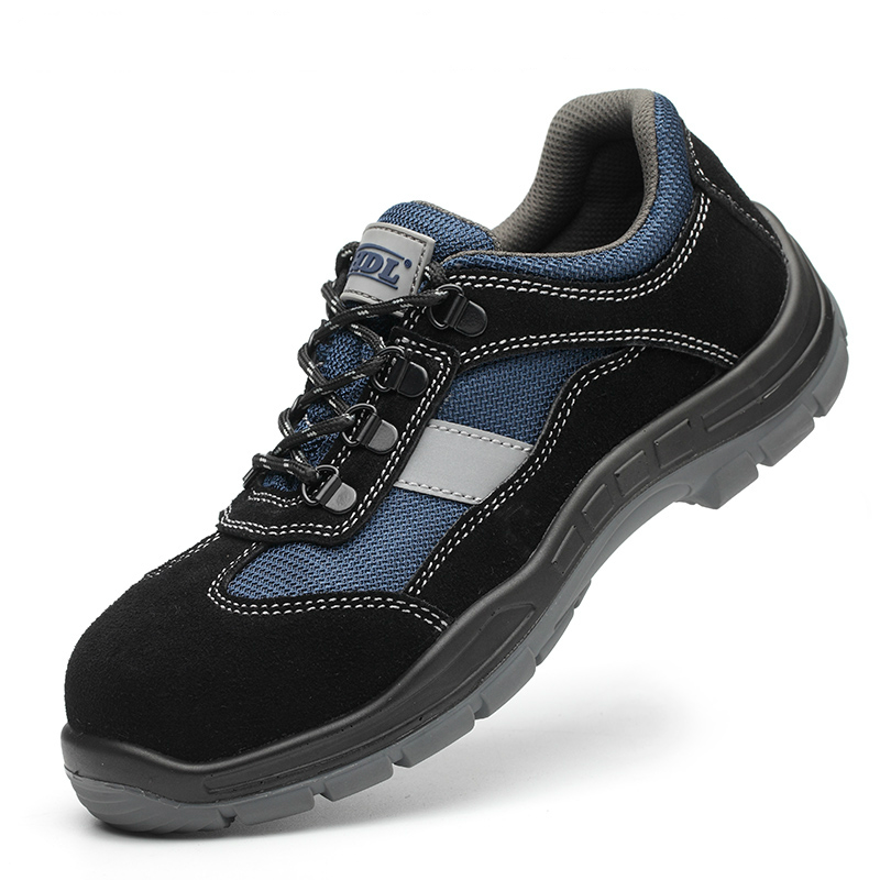 big size men causal breathable steel toe caps work safety shoes comfort light anti-pierce tooling security boots protective male halinfer large size 45 46 men fashion breathable mesh steel toe caps work safety shoes with anti pierce protective footwear