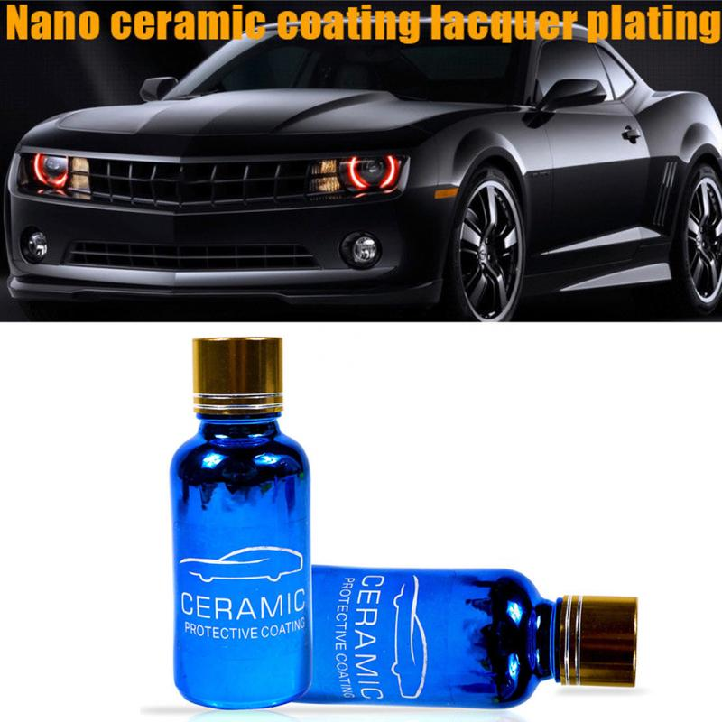 9H Car Oxidation Liquid Ceramic Coat Super Hydrophobic Glass Coating Set Polysiloxane And Nano Materials Care Multicolor H9(China)