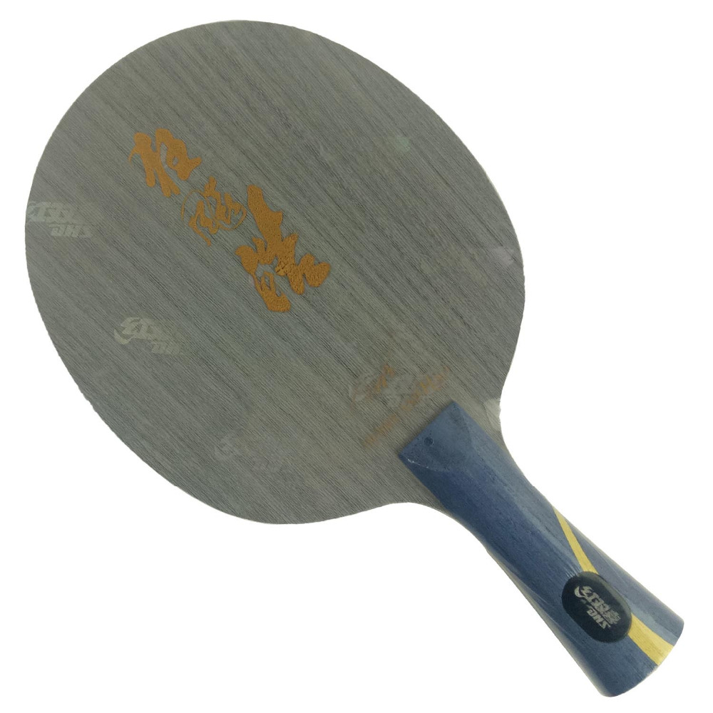 DHS Hurricane Hao (5 Full Wood) OFF++ Table Tennis Blade for PingPong Racket dhs tg 506 tg506 tg 506 off table tennis blade for pingpong racket