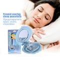 Parar Ronco Dispositivo Anti ronco Respiração Controlador Evitar Ronronando Apnéia Do Sono Clipe Nasal Promover A Qualidade do Sono