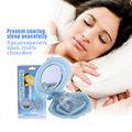 Stop Snoring Device Anti snoring Breath Controller Prevent Purring Sleep Apnea Nose Clip Promote Sleep Quality