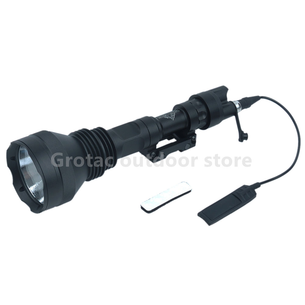 New Night Evolution TACTICAL SUPER BRIGHT Weapon LIGHT M971 LED Version Hunting Handheld серьги с кошачьим глазом лель