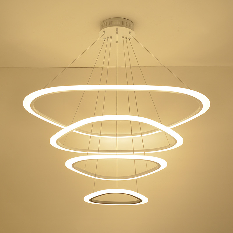 Modern led Chandelier For livingroom Diningroom suspension luminaire led avize pendant chandelier light LED Chandelier Lighting