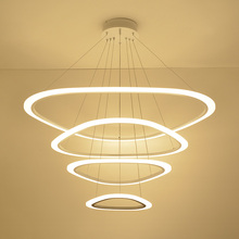 Modern led Chandelier For livingroom Diningroom suspension luminaire avize pendant chandelier light LED Lighting