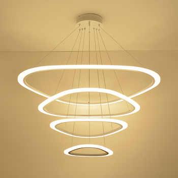 Modern led Chandelier For livingroom Diningroom suspension luminaire led avize pendant chandelier light LED Chandelier Lighting - Category 🛒 Lights & Lighting