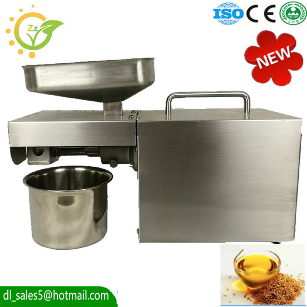 Best Quality Home Cold Oil Press Machine Sunflower Seed Oil Pressing Machine Small Cold Coconut Oil Machine Press high quality best price cold press oil seed extracting machine