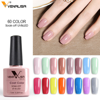 2019 New Venalisa water based no acid soak off primer gel, Anastomosis gel,nail gel polish base coat gel, top coat gelpolishes 4