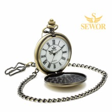 цена на 2017 SEWOR Top Brand New Fashion  this year world's most popular this year Pocket Watch