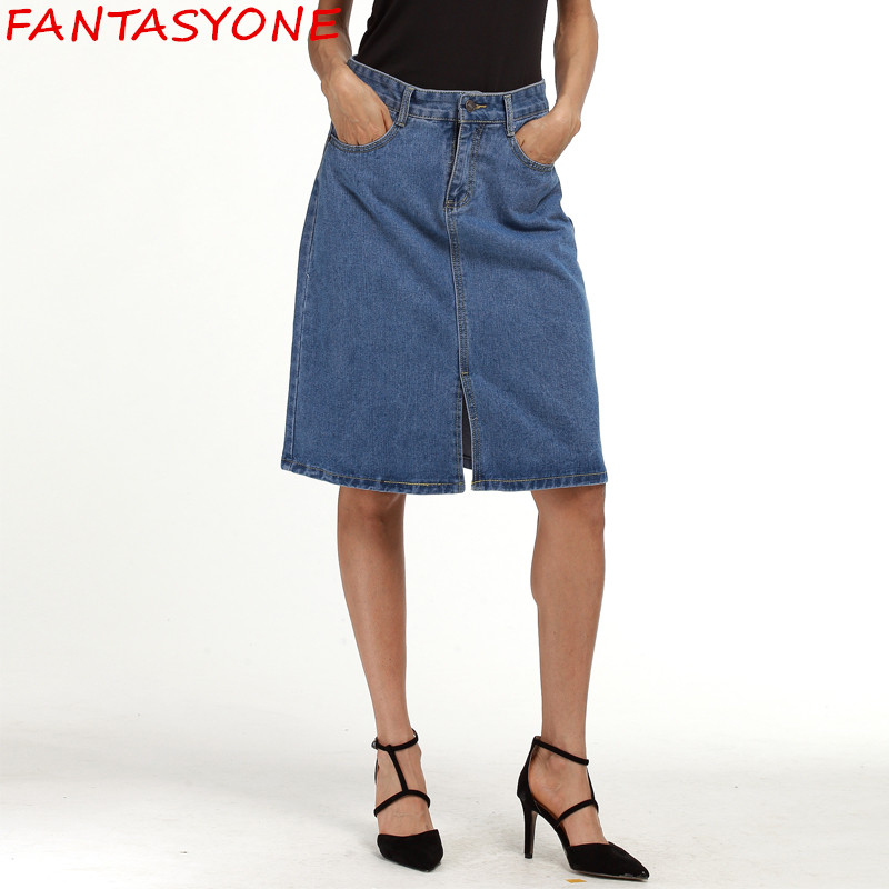 Online Get Cheap Jean Skirts Long -Aliexpress.com | Alibaba Group