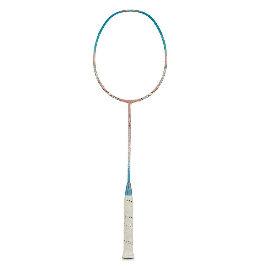 Tbest Ensemble de Raquette de Badminton Famille 1 Paire de Raquette de Badminton Ensemble l/éger Raquettes d/'entra/înement avec Sac