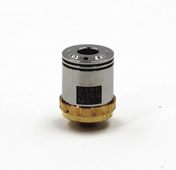 GEYSER 22mm RDA Rebuildable Dripping Atomizer DIY Dripper Mech Tank Electronic Cigarette Atomizers