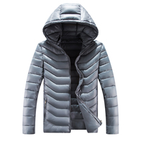 5XL 9XL Big Size Men Cotton Thick Parka Jacket Winter Autumn Male Casual Thicken Warm Outwear