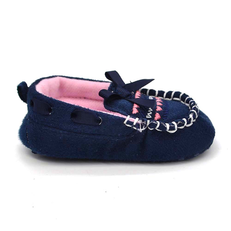 Brown-Baby-First-Walkers-Shoes-Soft-Newborn-Cotton-Bow-knot-Shoes-3
