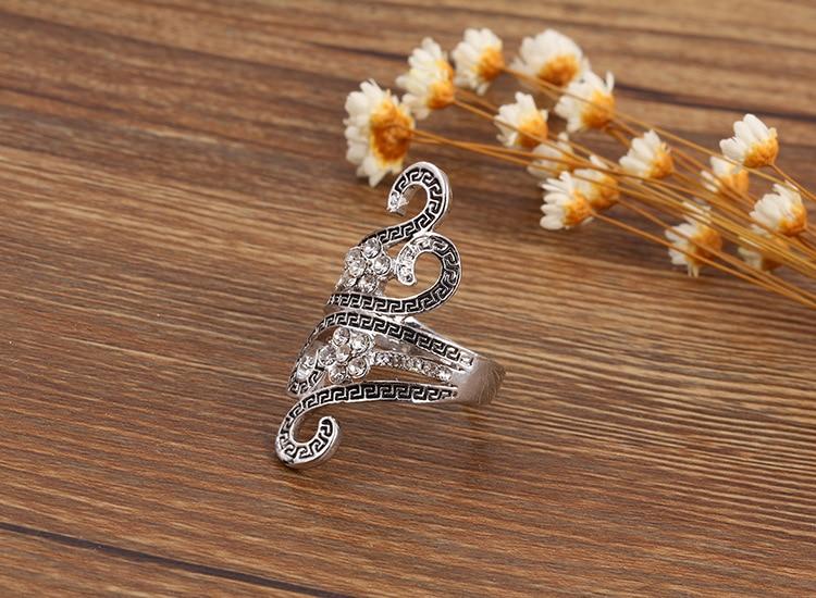 Wedding Infinity Love Ring For Women