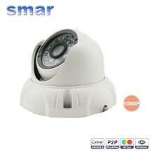 Onvif 1920*1080P 25fps full HD 2.0MP Mini Dome IP Camera IR Night Vision IP Cam P2P Cloud CCTV Home Security IR CUT Filter