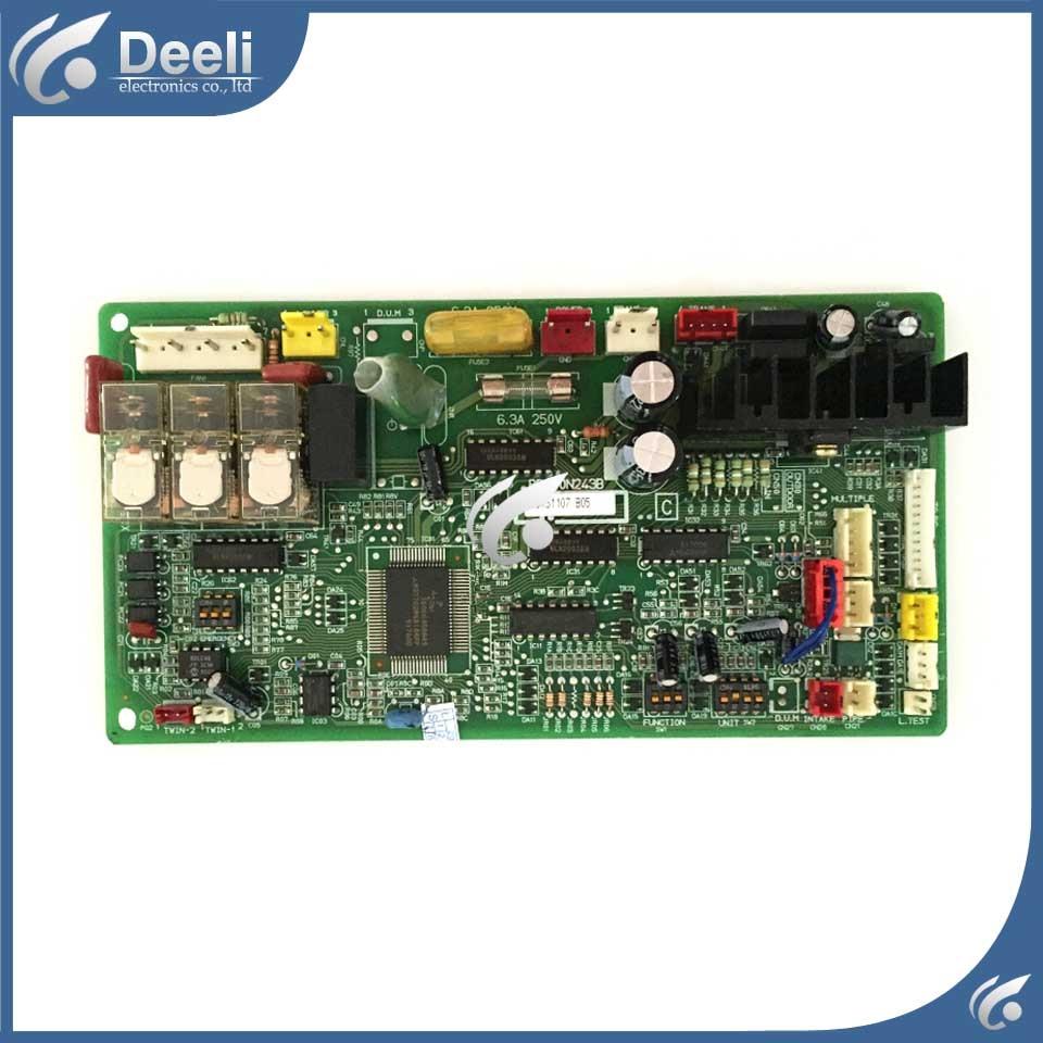 цена на good working for air conditioning computer board BB00N243B BB76N244G01 BB00N243-B used control board