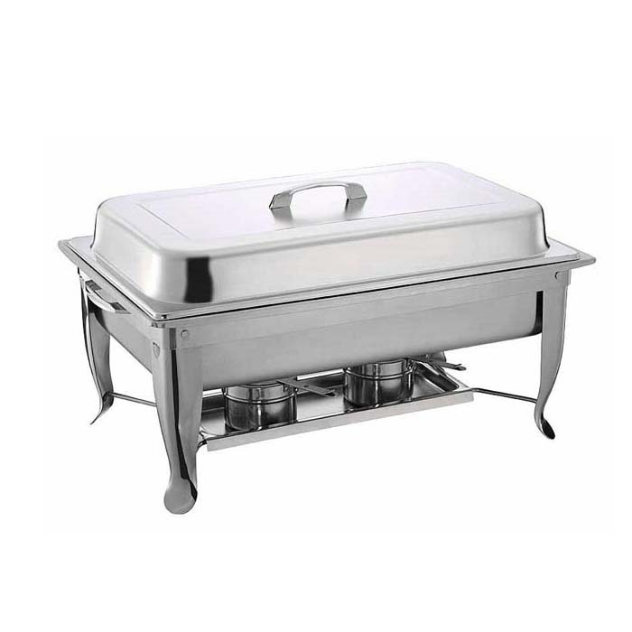 buy wholesale 4 set stainless steel foldable buffet chafing dish set from. Black Bedroom Furniture Sets. Home Design Ideas