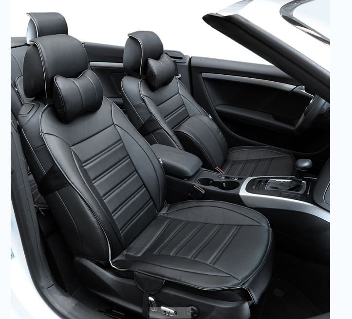 free shipping wholesales fiber leather car seat cover for ford fiesta/focus/mondeo/kuga/ecosport/edge/explorer-in Automobiles Seat Covers from Automobiles ... & free shipping wholesales fiber leather car seat cover for ford ... markmcfarlin.com