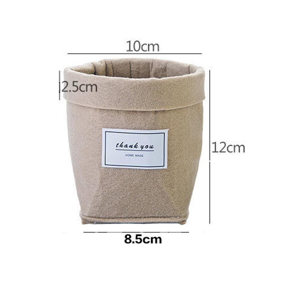 HTB1WM14XOzxK1RkSnaVxh4n9VXaK - Plant Grow Bag New Home Decorations Desktop Flower Basket Fleshy Pot