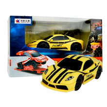 Deformation car explosion hit remote control car cars on the radio rc car for toys