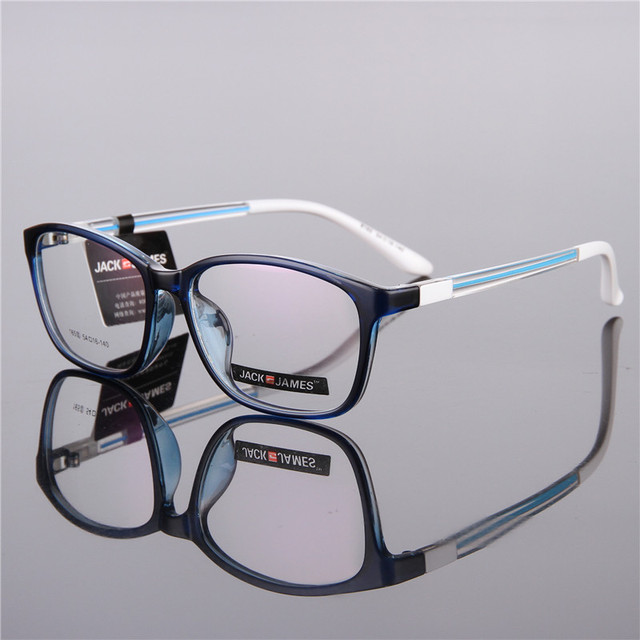 Korean fashion mens eyewear prescription eyeglass frame 165 women's glasses frames eyewear retro large-framed glasses TR90