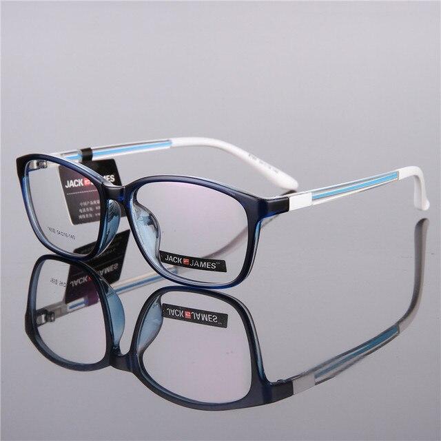 Moda coreana mens gafas de anteojos recetados marco 165 marcos de ...