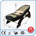 Electric Jade Stone Roller Thermal Massage Bed
