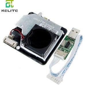 Image 1 - Nova PM sensor SDS011 High precision laser pm2.5 air quality detection sensor module Super dust dust sensors, digital output