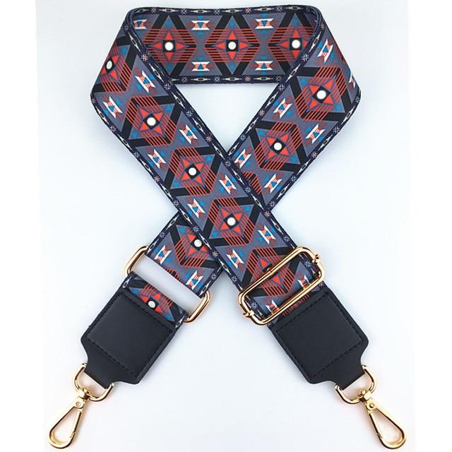 a8f3ee921006 Straps Handbag Belt Wide Shoulder Bag Strap Replacement Accessory Bag Part  Adjustable Belt Bags Colorful Canvas Purse Handles