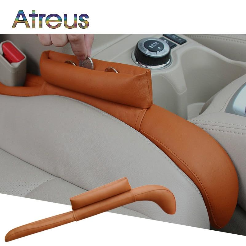 1Pcs Car Styling Phone holder Seat Crevice Gap Leakproof For Suzuki Audi B8 VW Passat B5 B7 Skoda Octavia A7 A5 Renault Megane 2