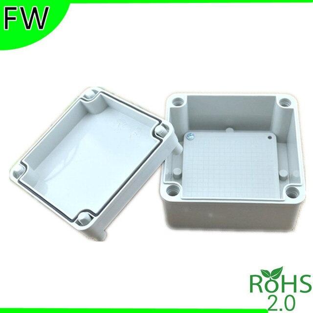 Box Per Esterni Plastica.Us 11 0 Impermeabile Switch Box Di Plastica Della Cartuccia Da Terra Per Esterni Scatola Di Distribuzione Di Cablaggio Scatole Di Recinzione