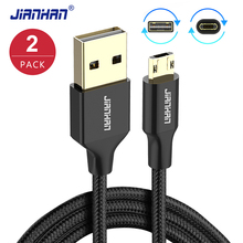 Packs usb Cable Braided