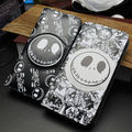Nightmare Before Christmas wallet JAKE coin zip leather long girl's Purses