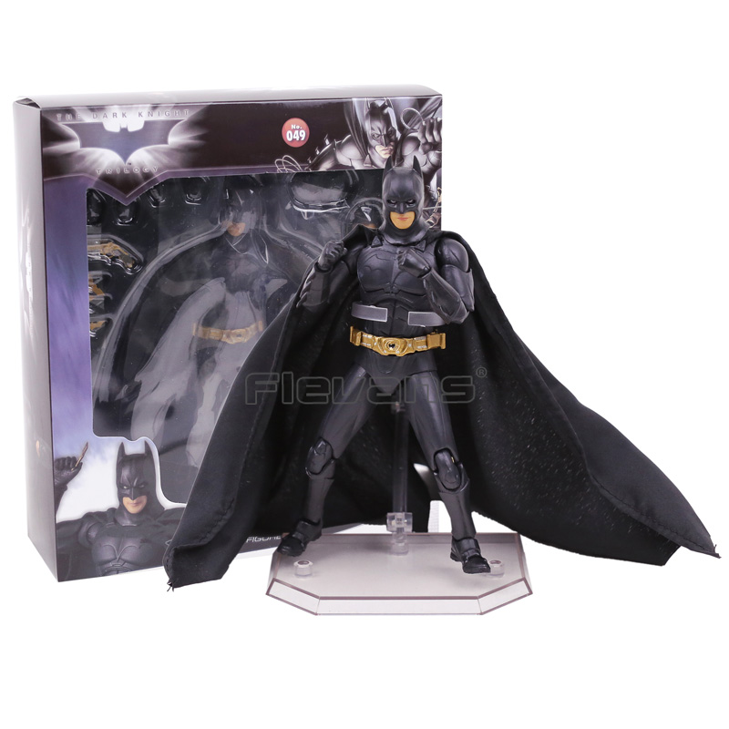 The Dark Night Batman Bruce Wayne Begins Suit Ver. PVC Action Figure Collectible Model Toy ...