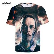 Aikooki New Detroit Become Human T-shirt