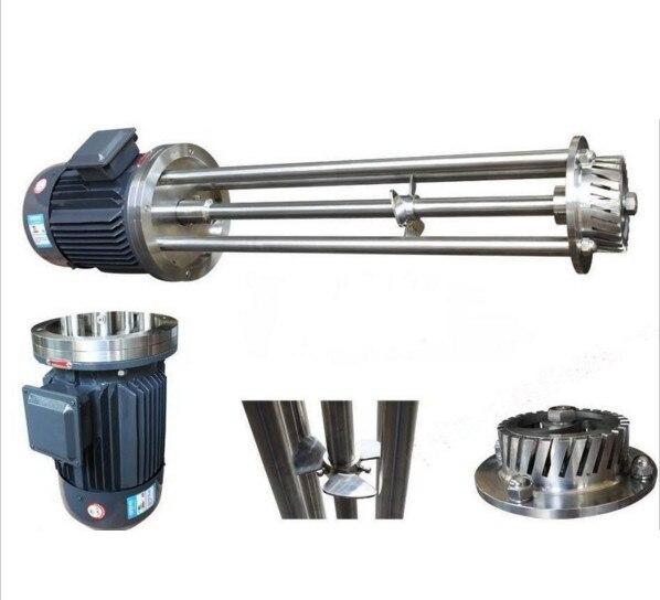 Miscelatore a Taglio elevato 1.5KW Dispersore Emulsionante Emulsionante Macchina BRH2-90 II Head Brand new rh