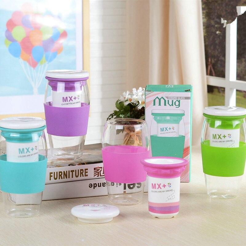Creative home <font><b>life</b></font> with tea <font><b>cup</b></font> ceramic <font><b>cup</b></font> glass leak Strange new energy <font><b>cup</b></font> home essential gift