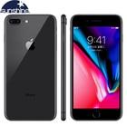 Unlocked Original Apple iPhone 8 Plus 4G LTE Cell phones 3GB RAM 64/256GB ROM 5.5' 12.0 MP Hexa-core Fingerprint Mobile phone