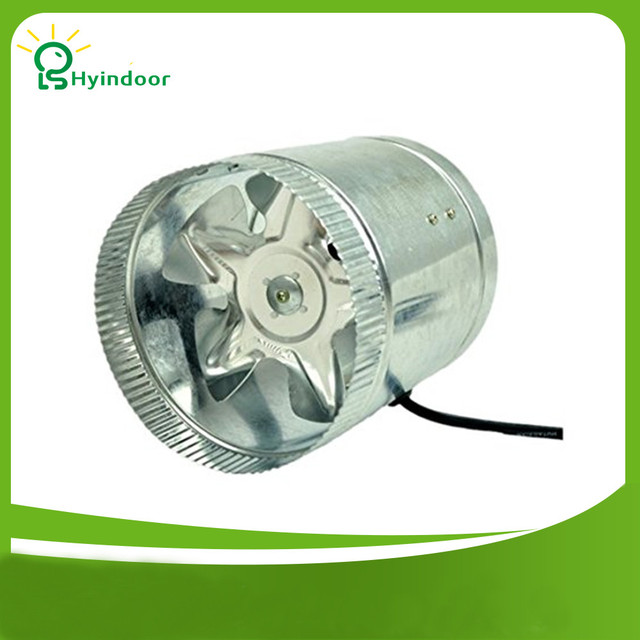 6  Inline Duct Booster Fan 240CFM Cooling Exhaust Blower for Home Grow Tent Room  sc 1 st  AliExpress.com & 6