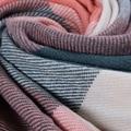 2016 Brand Scarf Women Fashion Scarves Top quality Blankets Soft Cashmere Winter Scarf warm Square Plaid Shawl