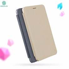Case For xiaomi mi note 3 note3 NILLKIN Sparkle PU Leather Flip Cover Lid Case Case For xiaomi mi note 3 with sleep function