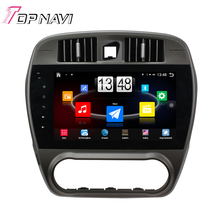 "Free Shipping 10.1"" Quad Core Android 4.4 Car PC Radio GPS For NISSAN Sylphy 2009 2010 2011 With Audio Mirror Link Without DVD"