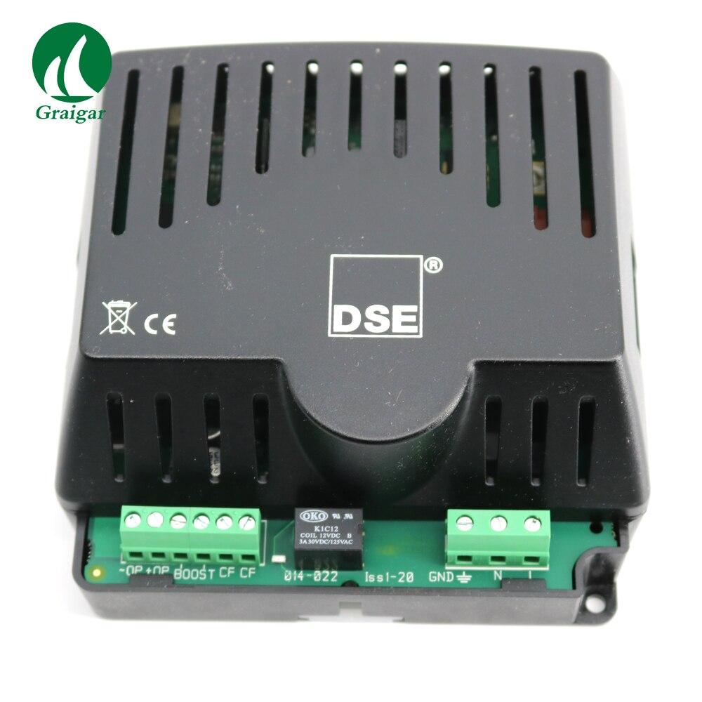 DSE9130 Deep Sea Батарея Зарядное устройство с Светодиодный индикатор может быть din рейку или шасси установлен