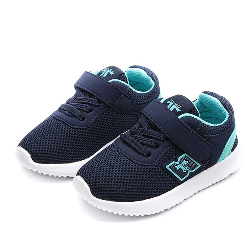 Kids Shoes Toddler Girls Designer Sneakers Comfortable Baby Boys Soft Sole Students Lace up Running Children Shoes