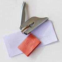 Custom Embosser Stamp Personalized Wedding Embosser Seal Business Logo Embosser